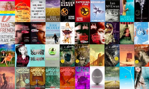 BookCovers2011